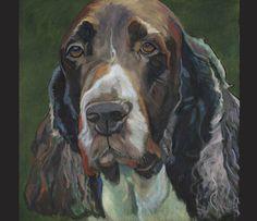 Diana Betteridge - Painter - DOG paintings and drawings