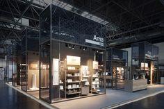 Gibam Composit stand by anidride\design at Euroshop 2017 Düsseldorf  Germany