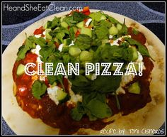 Clean Pizza