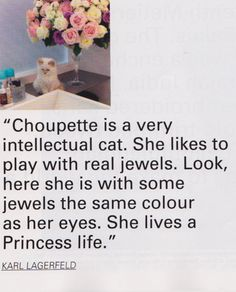 """""""look, here she is with some jewels the same colour as her eyes."""""""