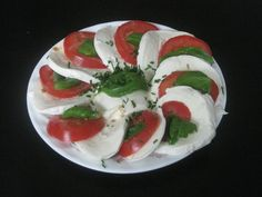 647-271-7971 Caprese Salad, Food Ideas, Insalata Caprese