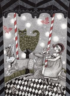 A IS FOR ALICE BY JUDITH CLAY