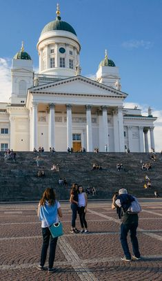 #Helsinki cathedral. Find out things to do around Helsinki, #Finland