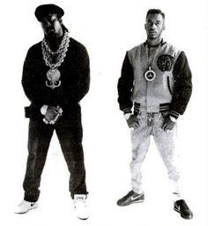 Eric B. & Rakim-favorite rapper!