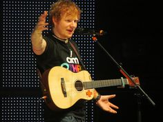 Ed Sheeran (slothography)