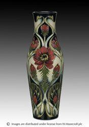 "Moorcroft Pottery - ""Adonis"" by designer Vicky Lovatt"