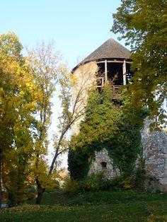 castle in Siklós
