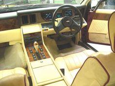 Aston Martin Lagonda - 1984