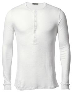 See the Entire Balmain x H&M Collection, Plus Prices H&m Collaboration, Balmain Collection, Men's Wardrobe, Henley Shirts, Gq, Fashion Looks, Menswear, Mens Fashion, My Style