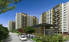 Pride Aashiyana is the big and most stylish residence at dhanori.