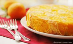 Ricotta Orangen Kuchen