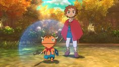 Ni No Kuni: Wrath of the White Witch Game Review