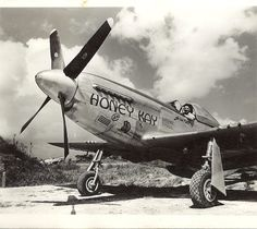 "P-51 Mustang ""HONEY KAY """