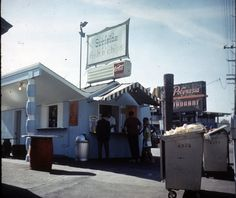 Surfside Fish and Chips, circa 1970