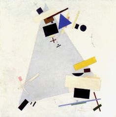 Kasimir Malevich, Dynamic Suprematism (1915-1916), Tate, London