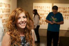 Anthea Pokroy inizia a fotografare persone con i capelli rossi nel 2010. Dopo quasi tre anni il progetto   I collect gingers   debutta con 500 volti, colori e tonalità differenti: dal biondo rame al mogano, dalla pelle dorata a quella più scura. ''Sono sempre stata attratta dalla belle