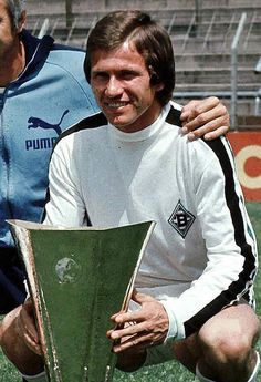 jupp heynckes - borussia mönchengladbach , with the uefa Cup