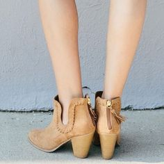These #booties from