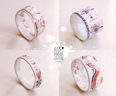 The Awesome Project | ZURZUR jewelry by madalina andronic, via Behance