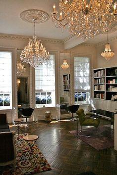 New York salon.