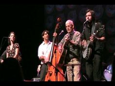 ▶ Jim Avett and Family - Down By The Riverside - Two Cameras - YouTube
