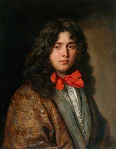Portrait of a Young Man Jakob Ferdinand Voet (1639–c.1700) Hatton Gallery