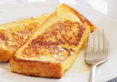 How to make the perfect French toast EVERY time: Celebrity chef reveals the secret recipe he swears . French Toast Receta, French Toast Bake, Healthy Crockpot Recipes, Cooking Recipes, Budget Recipes, Homemade Butter, Pampered Chef, Original Recipe, Food Pictures