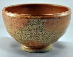 Small Bowl with Carbon Trap Shino Glaze