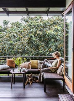 Building on a budget, two Brisbane architects designed a sustainable home in the Queensland hinterland to accommodate their growing family.