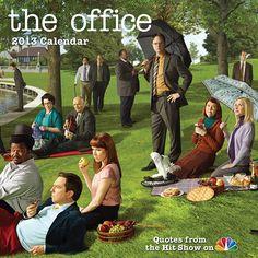 The Office Season 8, The Office Nbc, Office Cast, Office Tv, Office Style, The Office Show, Office Ideas, Georges Seurat, Michael Scott