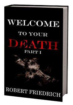 Book cover for the post-apocalyptic mini series. Dark Stories, I Robert, Sci Fi Horror, Post Apocalyptic, Book Cover Design, Author, Mini, Writers, Cover Design