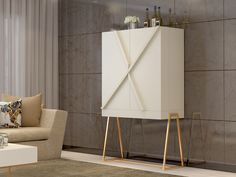 Meuble bar. Mod. BAMBERG Divider, Room, Furniture, Home Decor, Solid Wood, Bamberg, Bedroom, Rooms, Interior Design