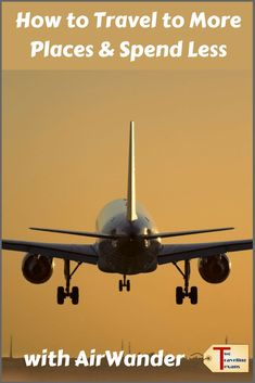 Find out how you can travel to more places and save money using the website, AirWander, to book the best stopover flights. Airfare Sites, Airfare Cheap, Airfare Deals, Travel Deals, Budget Travel, Travel Guides, Book Cheap Flights, Book Flights, Travel Advice