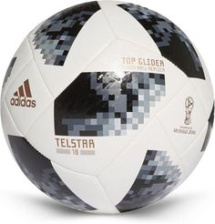 check out aee06 b13e2 adidas Telstar 18 WK Bal Top Glider - Voetbal -maat 5