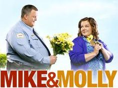 Set in Chicago, Illinois, the series follows Mike Biggs , a police officer who's looking to shed some pounds, and Molly Flynn  a fourth-grade teacher, who meet at an Overeaters Anonymous group and become a couple. However, they also have to deal with the comments, jokes, and criticism from Mike's fast-talking partner Carl McMillan and sarcastic mother Peggy and Molly's mother Joyce  and sister Victoria , Carl's Nana , Carl's girlfriend Christina and Abe's restaurant employee Samuel .