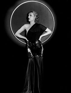 Carole Lombard, 1931 I never realized how much Carole Lombard looks like a really elegant drag queen before.