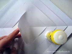 Mädchenkram: D.I.Y. Papier-Schneeflocke Diy Papier, Christmas Projects, Paper Cutting, Diy And Crafts, Xmas, Blog, Manualidades, Diy Snowflakes, Christmas