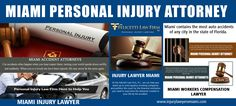 Our Website: http://www.injurylawyersmiami.com/ The very best Miami Personal Injury Attorney to utilize is one which will certainly demand absolutely nothing whatsoever unless they properly resolve your instance. With such a company, you can be favorable that this traumatic occasion will have the best feasible resolution. On the occasion that any one of these situations have befallen you or a loved one.