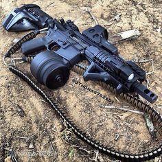 Ar pistol setup