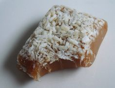 Coconut milk caramels from Food52
