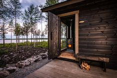 Aiheeseen liittyvä kuva Red Cottage, Sauna, Home And Away, Perfect Place, Countryside, Home And Garden, Traditional, Places, Pictures