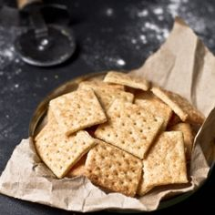 Cheese Cracker and Beer Grissini