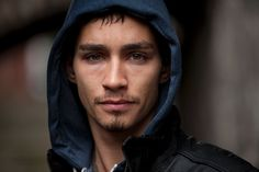 Robert Sheehan..  Watching the Misfits now (better late... Bla bla) He's amazing! His comedic delivery is on point, he makes acting look natural and he's super cute!