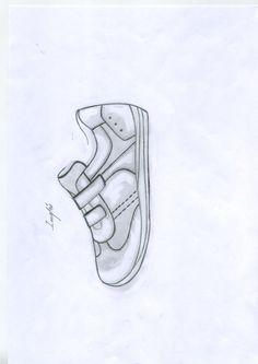 Trabajos de nuestro alumno Victor Hdez. Rodes en el curso de Diseño y Patronaje de calzado
