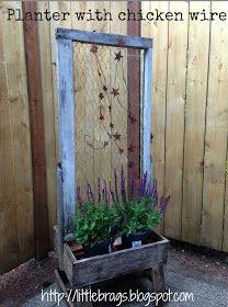 Little Brags: Cute Planting Ideas