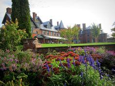 Breathtaking Garden at Shelburne Inn