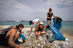 Sea Shepherd has launched the Vortex Project, an unprecedented campaign to clean the oceans of plastic debris and transform it into fashion.