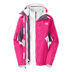 58c81cf6d2ec Women s boundary triclimate® jacket. North Face OutfitsNorth Face WomenThe  ...