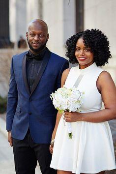 Dez vestidos de noiva modernos e criativos | Estilo