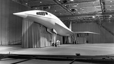 The L-2000 was Lockheed's attempt to secure a government contract to build a supersonic plane.